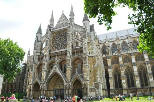 A snapshot of Westminster Abbey