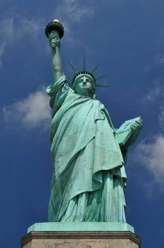 What a moving image for an expat who last visited Liberty at about age 8!