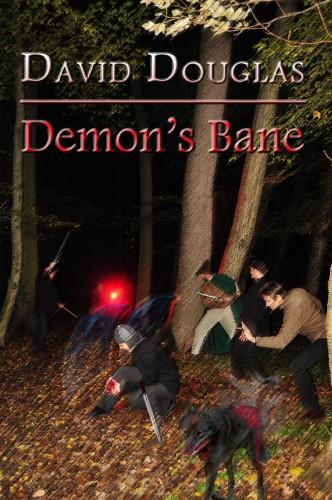 David Douglas - Demon's Bane Cover