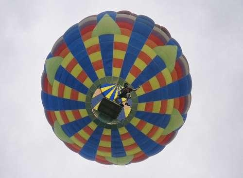 Balloon Jump at WFFC