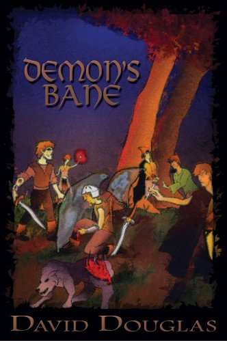 Demon's Bane Alternate Cover