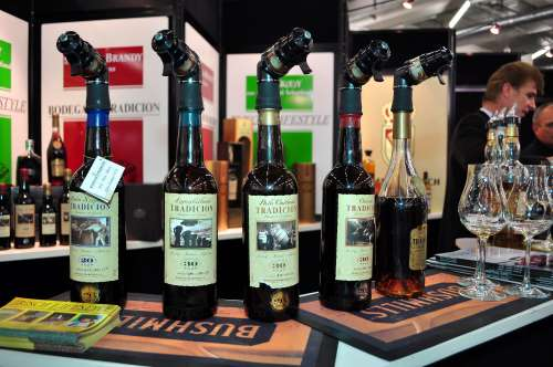 Premium, very-long-aged sherries from Bodegas Tradicion in Jerez