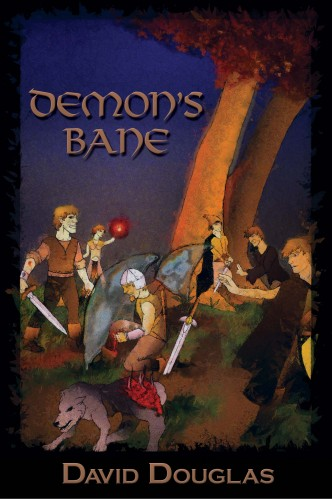 Final cover pic for DEMON'S BANE