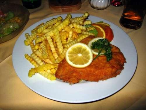 Restaurant Steinadler Cordon Bleu