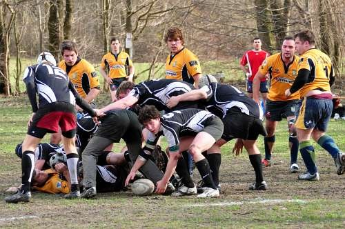Stusta vs. Stuttgart Rugby