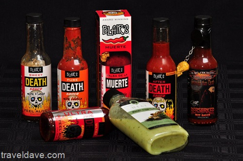 Death Sauce Collection 2