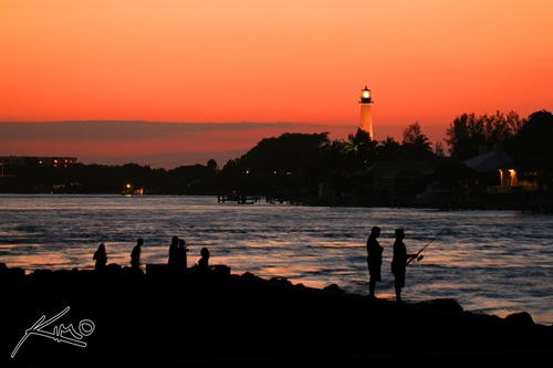06_jupiter-lighthouse-florida-sunset-hdr-silo