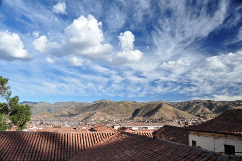 Hostal Buena Vista Cusco View