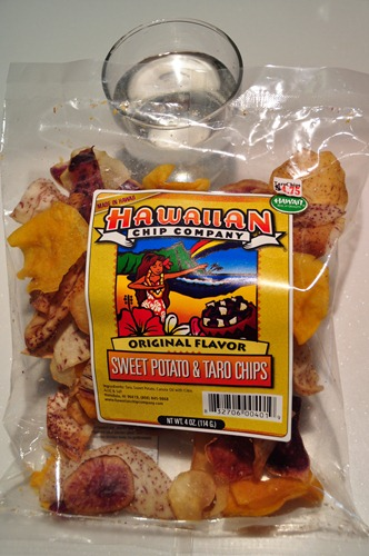 Hawaiian Chip Company Sweet Potato and Taro Chips