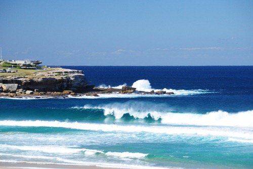 Bondi Beach, Australia with CPL