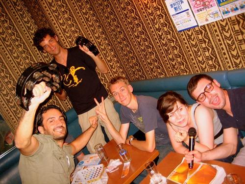 Karaoke in Tokyo near Asakusabashi