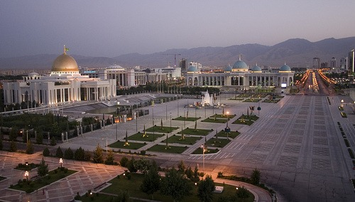 Ashgabat, Turkmenistan