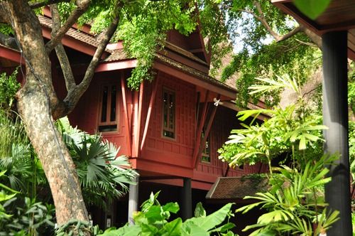 Jim Thompson's House on stilts