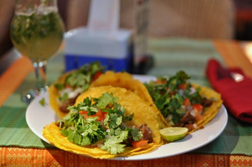 Viva Carne Asada Tacos!