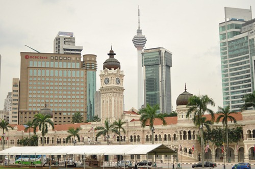 Merdeka Square in KL