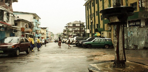 Monrovia, Liberia