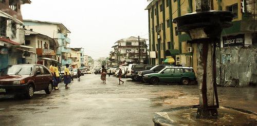 Monrovia, Liberia