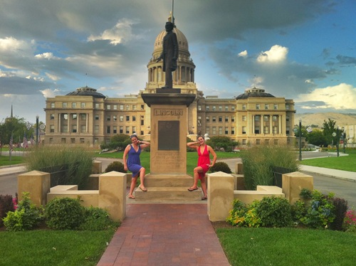 Idaho State Capitol - iPhone HDR