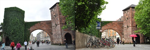 Sendlinger Tor Comparison