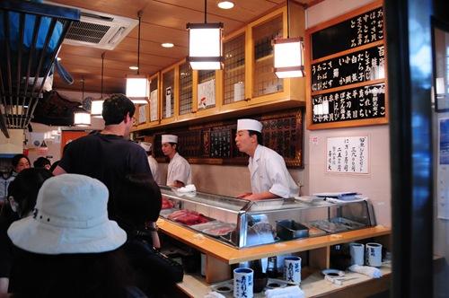 Sushi Dai - Tsukiji, Tokyo