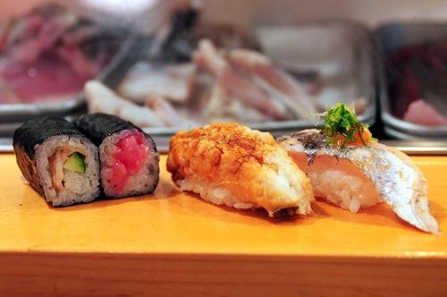 Sushi Dai - Rolls, Anago (Sea Eel)