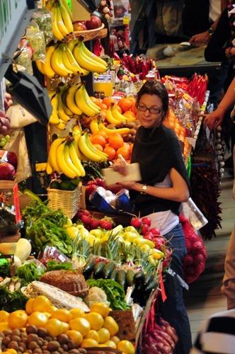 Budapest Farmers' Market - Fruit