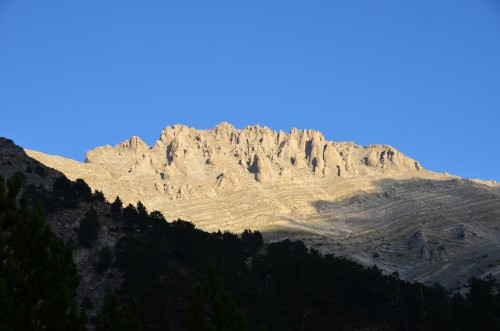 Mount Olympus, Greece