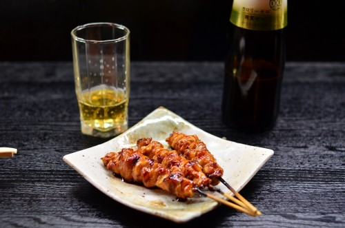 Chicken Leg Yakitori