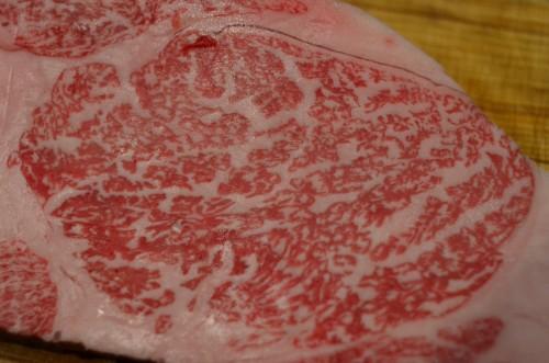 Kobe Beef Marbling