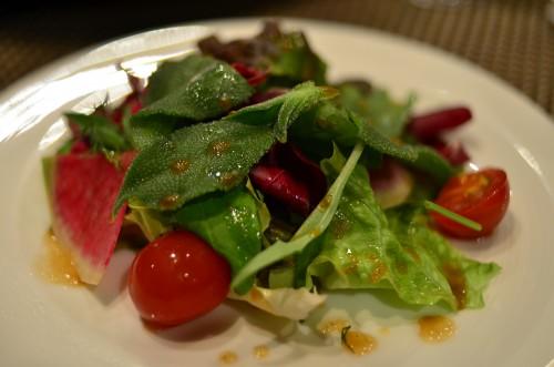 Royal Mouriya salad