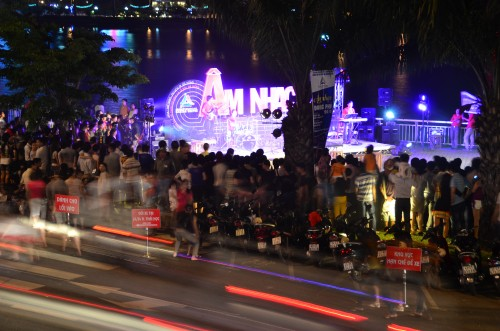 Da Nang, Vietnam Music Festival