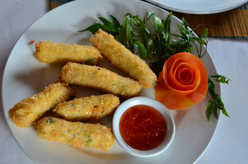 Vietnamese Fried Spring Rolls